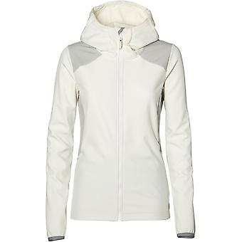 ONeill Powder White Solo Softshell Womens Snowboarding Jacket