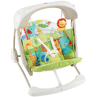 Fisher-Price Rainforest Take le long Swing & siège