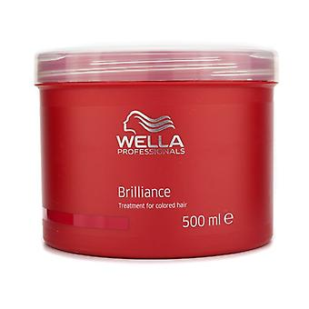 Wella Brilliance Behandlung (für coloriertes Haar) 500ml / 17oz
