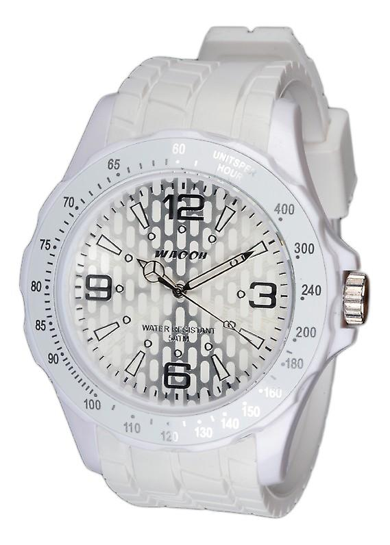 Waooh - shows Silicone white Waooh Gpm48 inspired by the Monaco Grand Prix