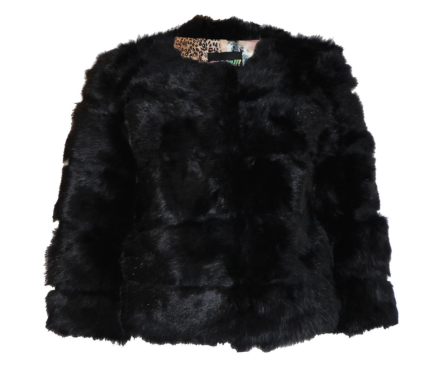 Waooh - Fashion - jacket rabbit fur