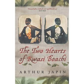 The Two Hearts of Kwasi Boachi by Arthur Japin - Ina Rilke - 97800992