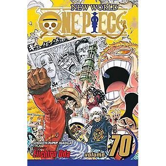 One Piece by Eiichiro Oda - Eiichiro Oda - 9781421564609 Book