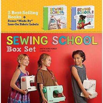 Sewing School Box Set - Sewing Schho & Sewing School 2 by Sewing S
