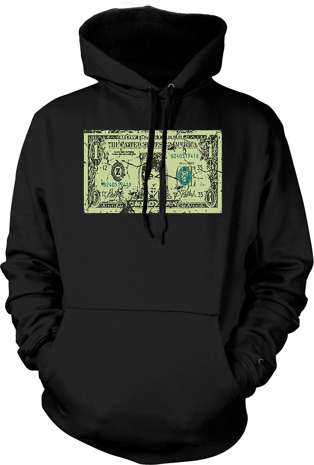 Kids Hoodie - Bob Dylan One Dylan - Funny