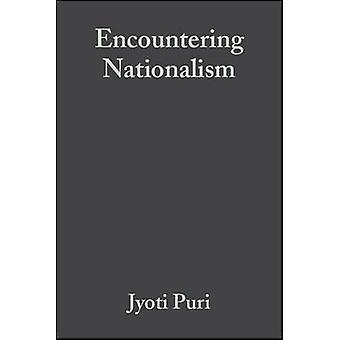 Støder nationalisme af Jyoti Puri - 9780631231066 bog