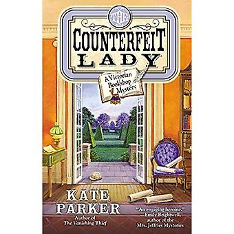 The Counterfeit Lady (Victorian Bookshop Mystery)