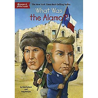 Ce qui était fort Alamo?