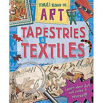 Verhalen In de kunst: Wandtapijten en textiel