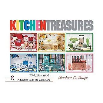 SKARBY kuchni (Schiffer książki dla kolekcjonerów)