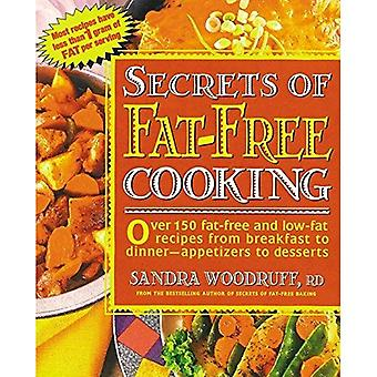 The Secrets of Fat-free Cooking