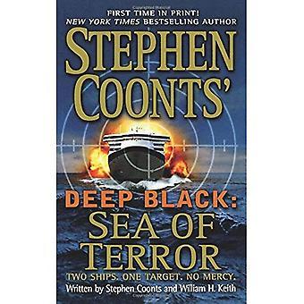 Zee van terreur (diep zwart)