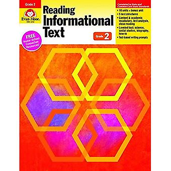 Reading Informational Text, Grade 2: Common Core Mastery (Reading Informational Text: Common Core Mastery)