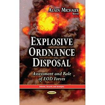 Explosive Ordnance Disposal (Defense, Security and Strategies)