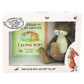 Rainbow Designs Guess How Much I Love You Book/ Gift Set