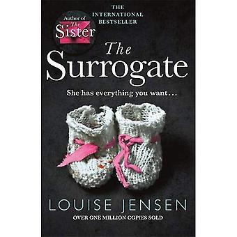 De surrogaat: Een pakkende psychologische thriller met een ongelooflijke twist