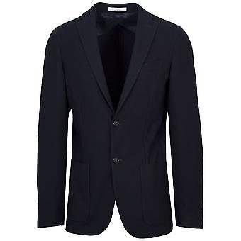 CC коллекцию Corneliani CC коллекции Corneliani 2-Кнопка синий пиджак