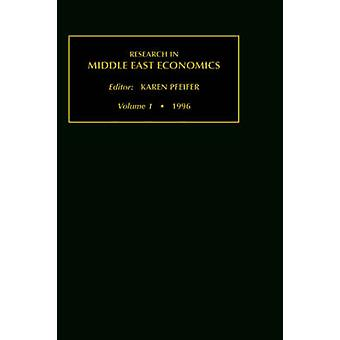 Research in Middle East Economics Vol 1 by Pfifer