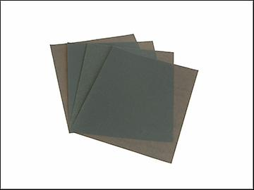 Faithfull Wet & Dry Paper Sheets 230 x 280mm Coarse 50g (4)