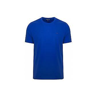 Michael Kors Michael Kors klassisk Grecian Blue T-skjorte