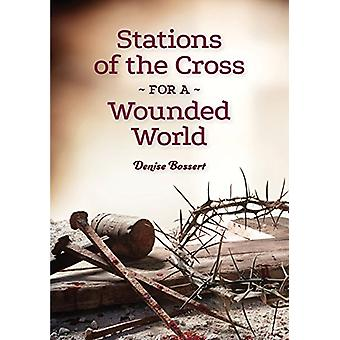 Stations of the Cross for a Wounded World - 9780764827891 Book