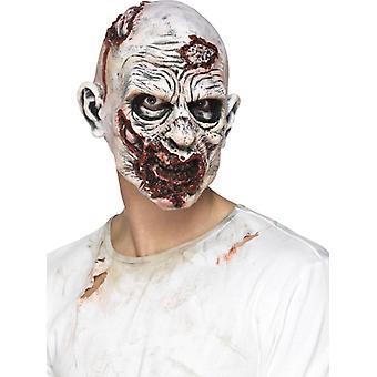 Zombie mask, foam latex