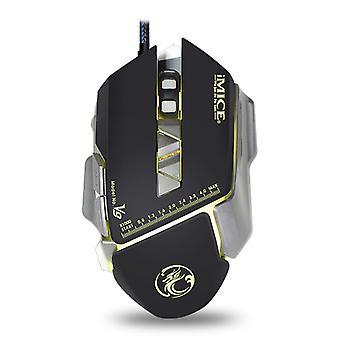 iMICE V9 USB 7tasten 4000 DPI