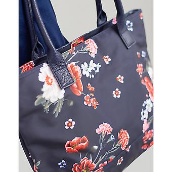 Joules Carriwell Canvas Shopper Bag - SS19