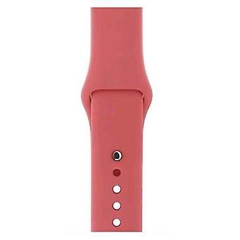 Apple 38mm camellia sport strap