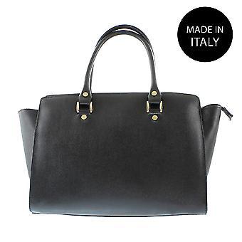 Handbag made in leather 80015