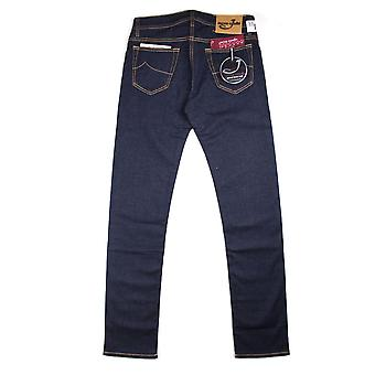 Jacob Cohen 688 Stretch Jean Dark Denim
