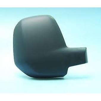 Cubierta de espejo lateral del conductor derecho (negro granulado) Citroen BERLINGO van 2008-2012