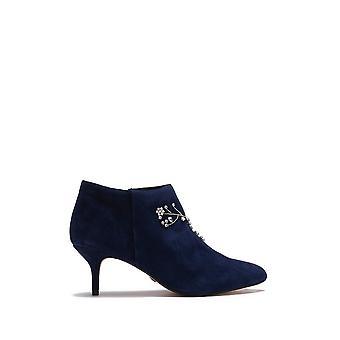 Nanette Lepore Womens Nicolette Cotton Closed Toe Ankle Fashion Boots