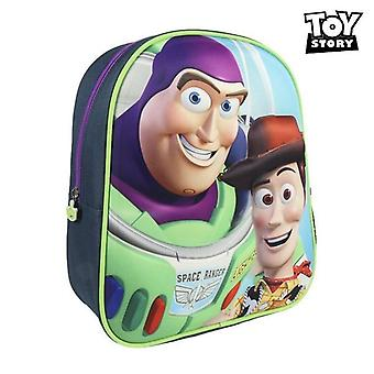 Toy Story Blue Marine 3D Children's Backpack