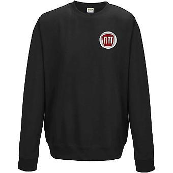 Fiat Motor Car Motoring - Logo - Sweatshirt