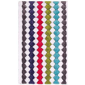 Sorema Dot bath mat 60x100 cm Multicolor (Home , Bathroom , Bathroom accessoires)