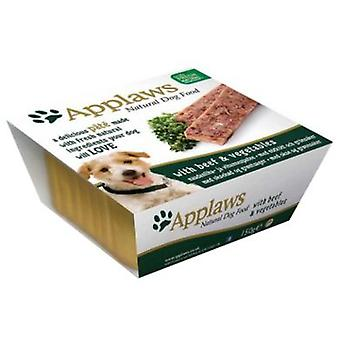 Applaws Dog Pate Buey (Hunde , Hundefutter , Nassfutter)