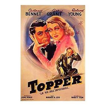 Topper filmaffisch (11 x 17)