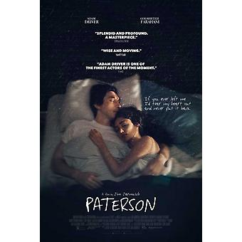 Paterson Movie Poster (11 x 17)
