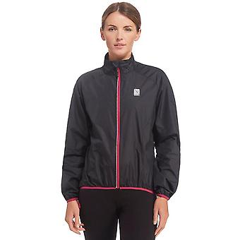 Black Altura Women's Microlite Showerproof Jacket