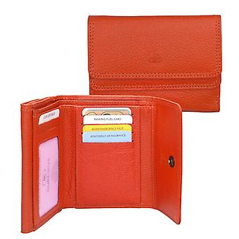 Dr Amsterdam ladies wallet Mint Tangerine Tango Orange