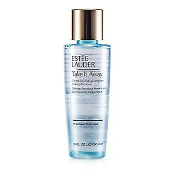 Estee Lauder Take It Away Gentle Eye and Lip LongWear Makeup Remover (All Skintypes) - 100ml/3.4oz
