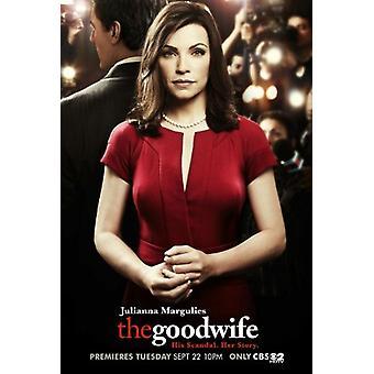 Buona moglie - moglie buona: importazione USA stagione 1 [DVD]