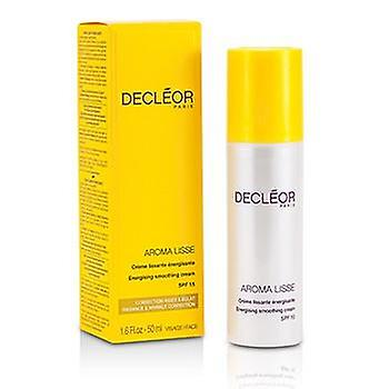 Decleor Aroma Lisse Energising Smoothing Cream SPF 15 - 50ml/1.7oz
