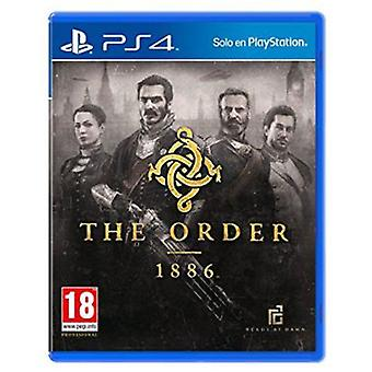 Playstation The Order 1886 Ps4 (Toys , Multimedia And Electronics , Video Games)
