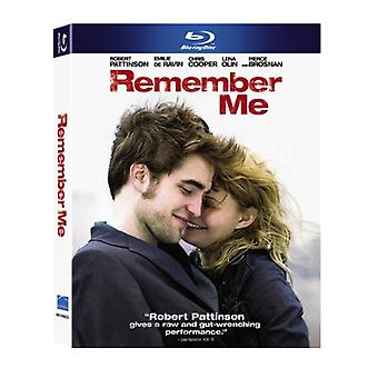Remember Me (2010) [BLU-RAY] USA import
