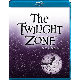 Twilight Zone: Importación temporada cuatro Estados Unidos [Blu-ray]
