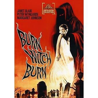 Burn, strega, Burn! Importazione [DVD] Stati Uniti d'America