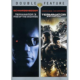 Terminator Collection [DVD] USA import