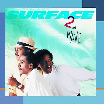 Surface - 2nd Wave [CD] USA import